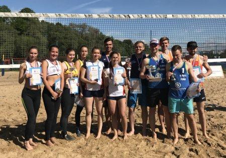 Чемпионат ВУЗов по пляжному волейболу 2017